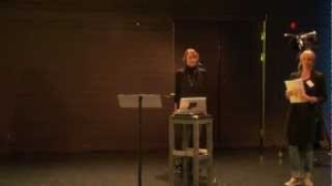 Monica Emilie Hersta at DOCH Close Encounters - Dance Didactics 2012