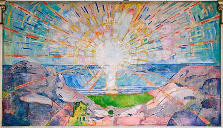 Munch: Solen