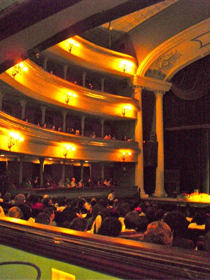 herStay at Teatro Melico Salizar