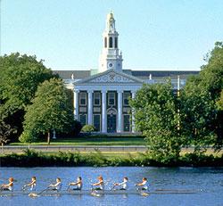 Harvard business and pleasure