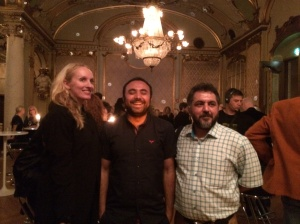Nathional Theater Reception September 2014