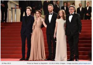 2015 Von Trier in Cannes