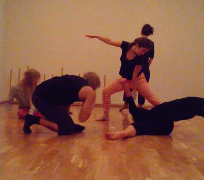 herStay January 2016 rehearsal in November 2015