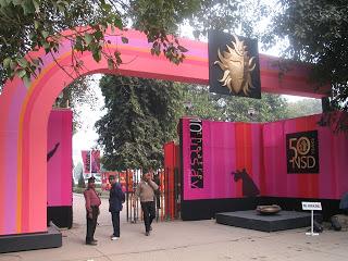 herStay på India Theater Festival Golden Jubilée 2008
