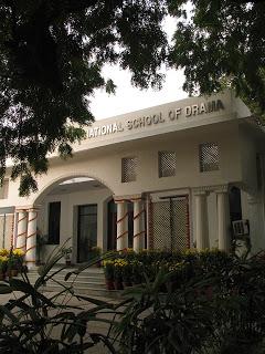 herStay på National School of Drama