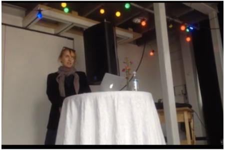 Monica Herstad´s paper at Competence center for dance, PROSCEN, SLIPP Conference, Cornerteateret 16.6.16