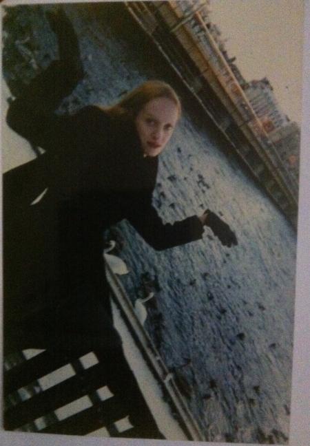 Monica Herstad in Stockholm