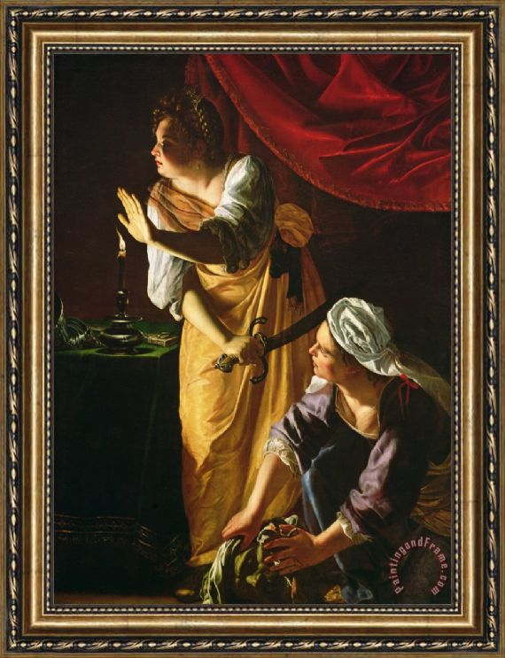 artemisia-gentileschi-judith-and-maidservant-with-the-head-of-holofernes-print-L-1128-fn5_23x30