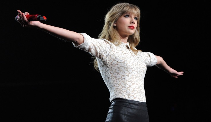 Taylor Swift RED Tour - Newark, New Jersey